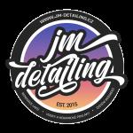 jm detailing logo